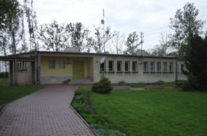Budynek szkolny wroku 2007